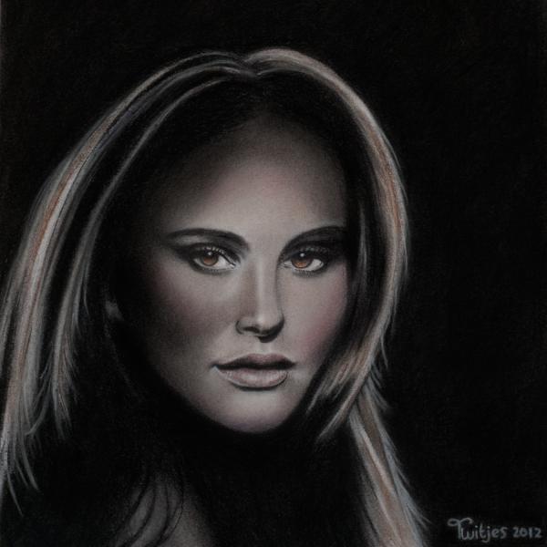 Natalie Portman by Tamara_86